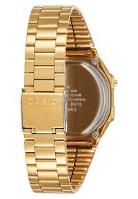 Casio - COLLECTION RETRO  - Digital watch - rosé - 3