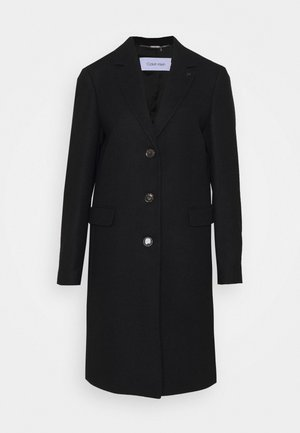 ESSENTIAL - Classic coat - black