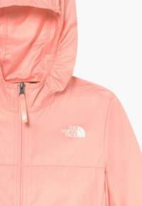 The North Face - YOUTH REACTOR - Veste coupe-vent - impatiens pink - 3