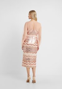 Three Floor - WRAP IT DRESS - Cocktail dress / Party dress - dusty pink/faded rose - 2