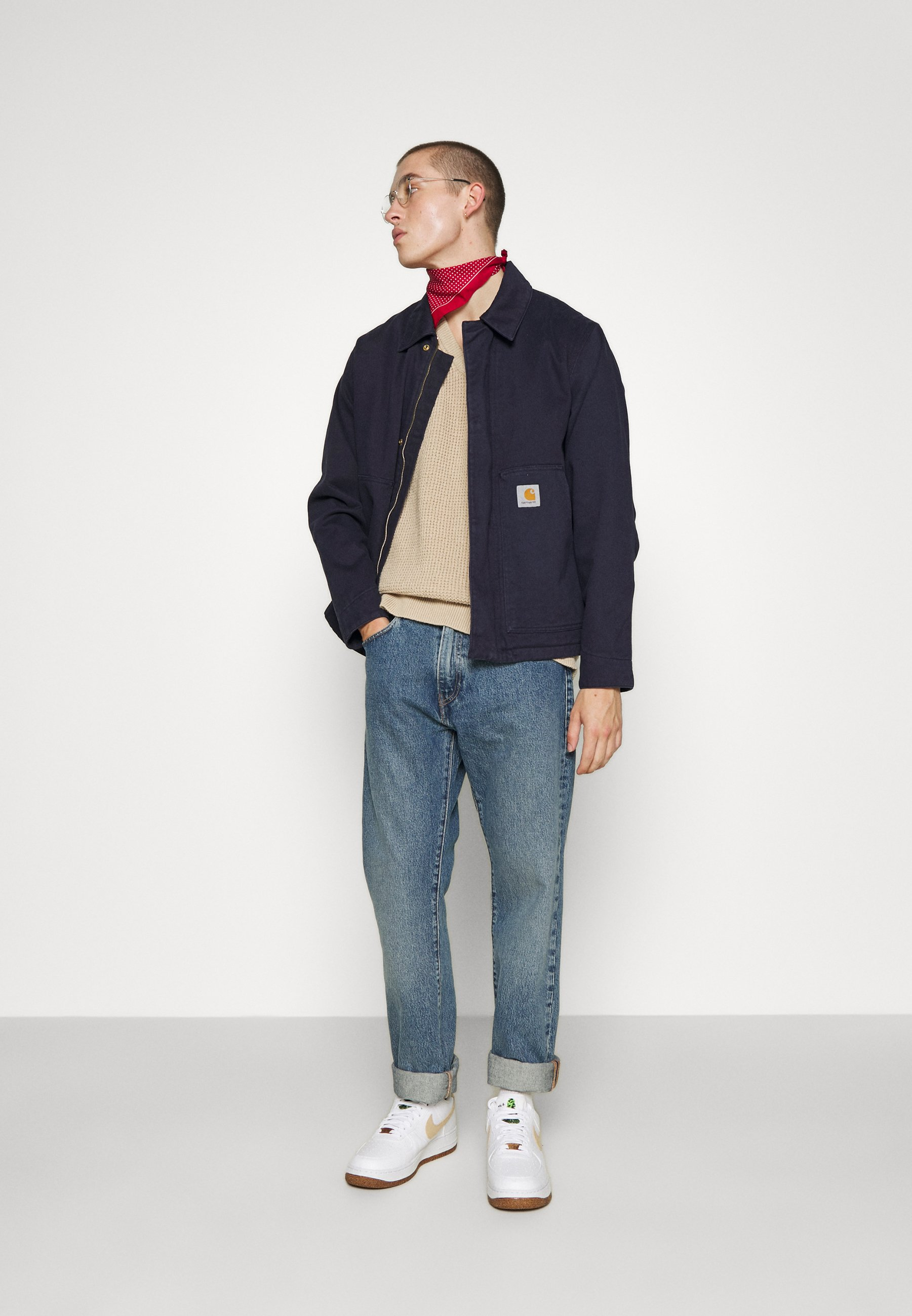 Men ARCAN JACKET NAPERVILLE - Denim jacket