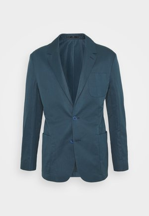 GENTS PATCH POCKET JACKET - blazer - navy