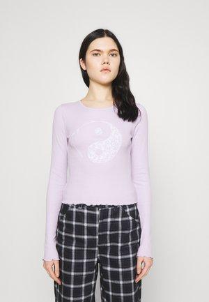 TREND TEE - Langærmede T-shirts - purple