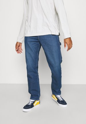 CARPENTER - Jeans relaxed fit - mid worn bolton
