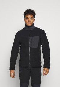 Mammut - INNOMINATA PRO JACKET MEN - Fleece jacket - black - 0