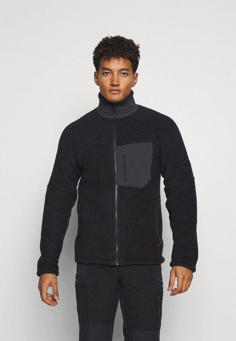 Mammut - INNOMINATA PRO JACKET MEN - Fleece jacket - black