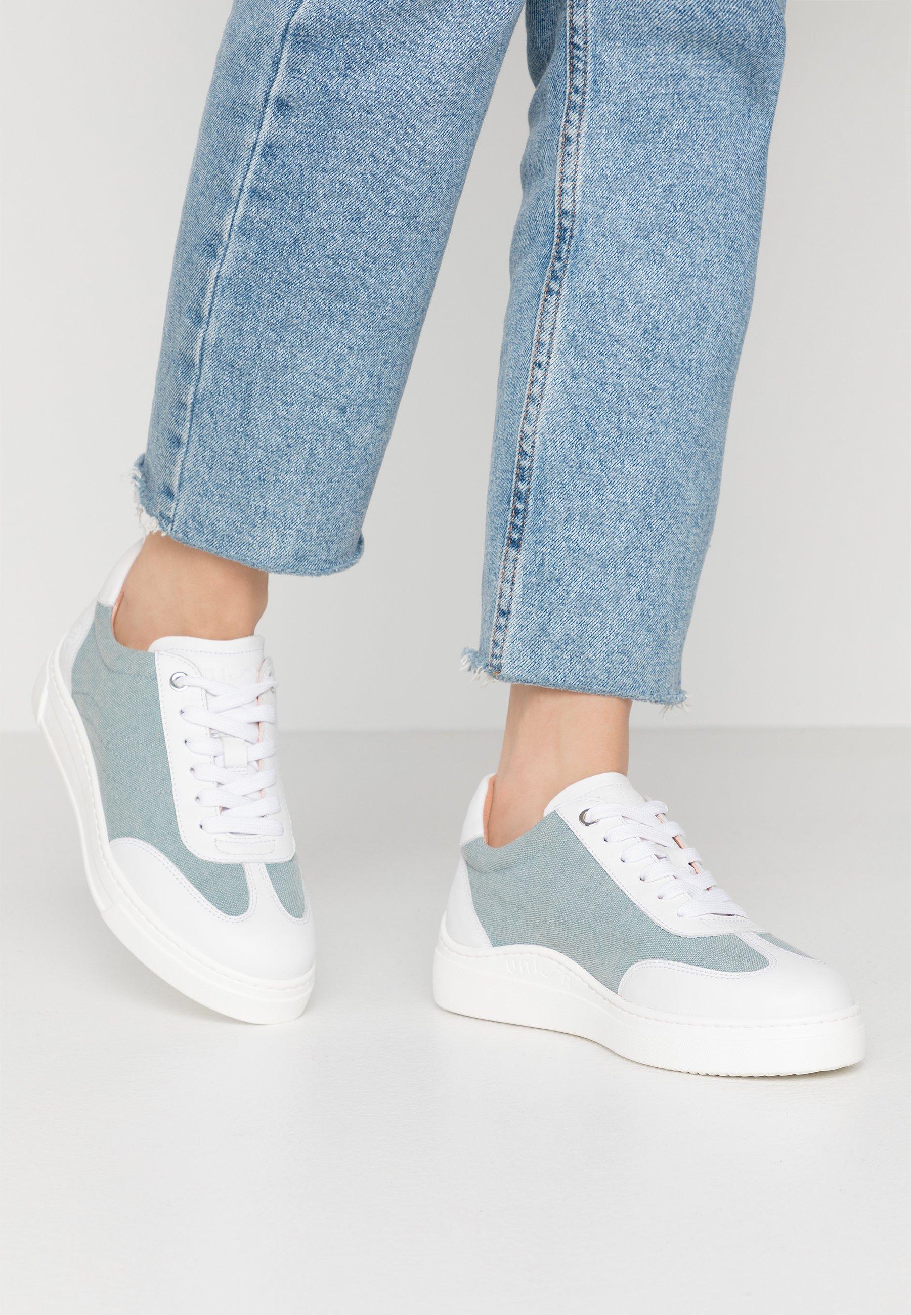 Gutes Angebot Unisa FELISECO - Sneaker low - jeans | Damenbekleidung 2020