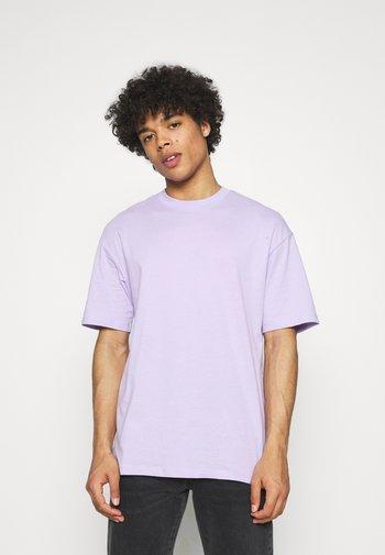 JORBRINK TEE CREW NECK - T-shirt - bas - lavender