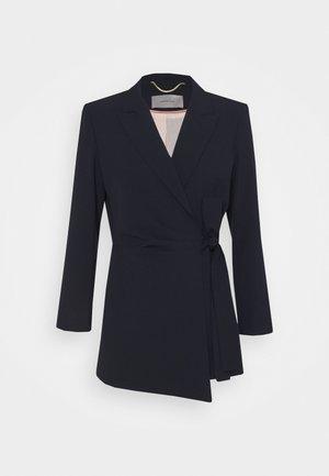 FUGA - Short coat - blu notte