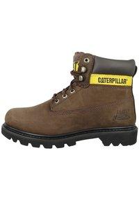 Cat Footwear - COLORADO - Veterlaarzen - chocolate - 4