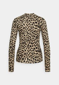 Forever New - SAMERA SKIVVY NECK LONG SLEEVE - Long sleeved top - leoopard - 1
