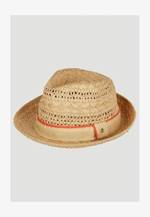 FEDORA - Hat - chino beige