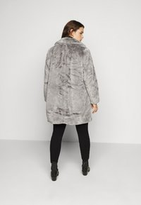 New Look Curves - WILLOW ECOM - Winter coat - dark grey - 2