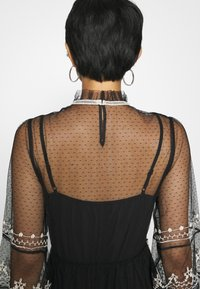 Derhy - FAIENCE ROBE - Maxi dress - black - 4