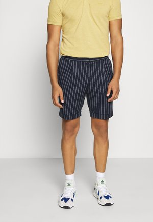SPORTY PINSTRIPE SUIT  - Shorts - combo