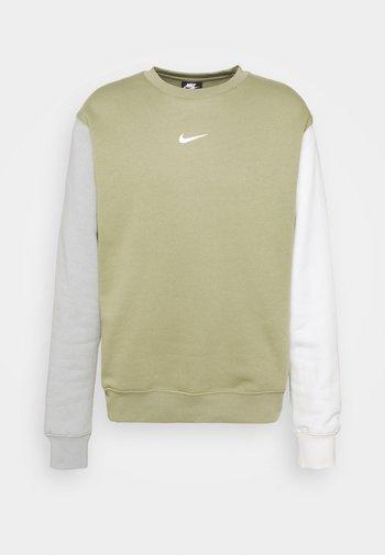 CREW - Sweatshirt - medium khaki