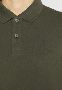 s.Oliver - Polo shirt - khaki/oliv - 3