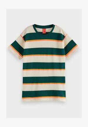 STRIPED - Print T-shirt - combo b