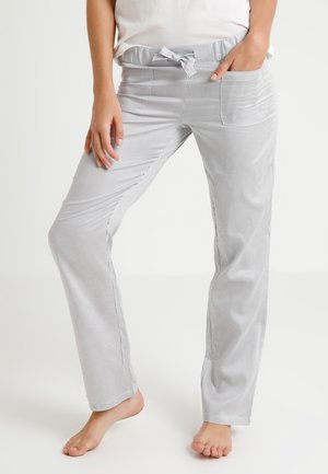 PANTS - Pyjamahousut/-shortsit - off-white