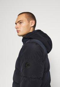Cars Jeans - RAINEY - Winter jacket - navy - 4