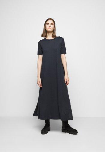 JANNIE - Jersey dress - blau