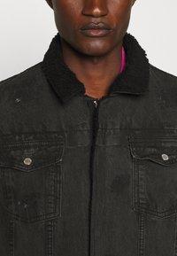 Be Edgy - BEKELVYN  - Denim jacket - black used - 5