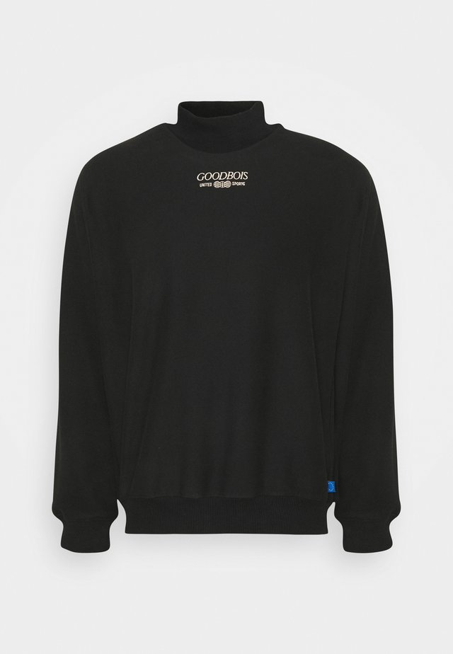 TRADEMARK MOCKNECK - Sweater - black