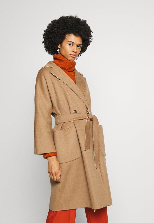 BALTA - Płaszcz wełniany /Płaszcz klasyczny - erde