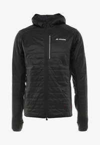 Vaude - MENS SESVENNA JACKET III - Outdoorová bunda - black - 4