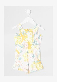River Island - Jumpsuit - pink/yellow - 0