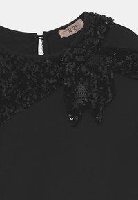 N°21 - MAGLIETTA - Print T-shirt - black - 2