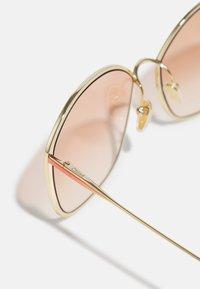 CHLOÉ - Sunglasses - nude/nude/orange - 2