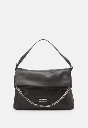 SUSTAINABLE AMBER VALLETTA KLXAV FOLDED TOTE - Sac à main - black