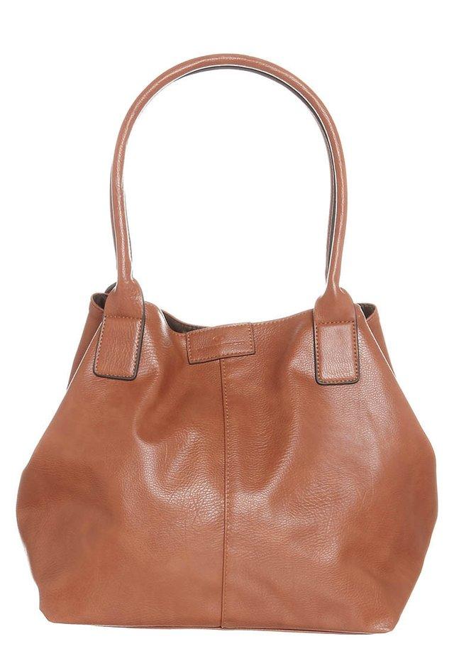 MIRIPU - Handbag - cognac