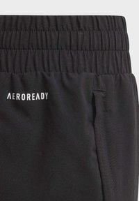 adidas Performance - AEROREADY WOVEN SHORTS - Sports shorts - black - 2