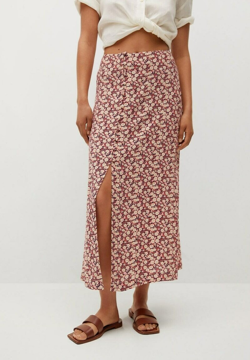 Mango - A-line skirt - donkermarine