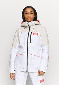 Helly Hansen - POWCHASER LIFALOFT JACKET - Snowboard jacket - snow - 0