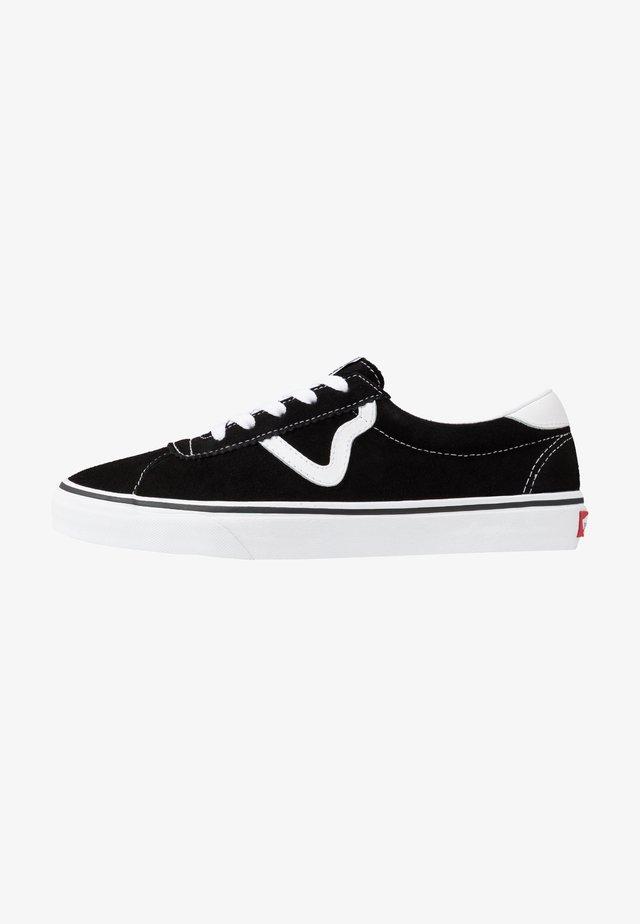 UA Vans Sport - Sneakers laag - black