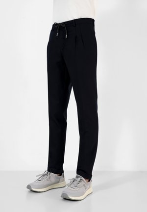 ICON CLARK - Trousers - navy