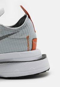 Nike Sportswear - AIR ZOOM TYPE - Trainers - grey fog/dark smoke grey/campfire orange - 7