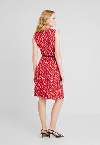Anna Field - Day dress - white/red - 2