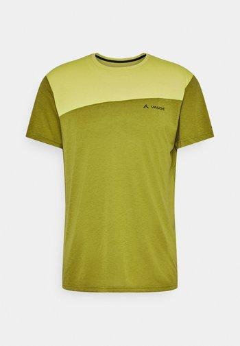 MEN'S SVEIT - Basic T-shirt - avocado