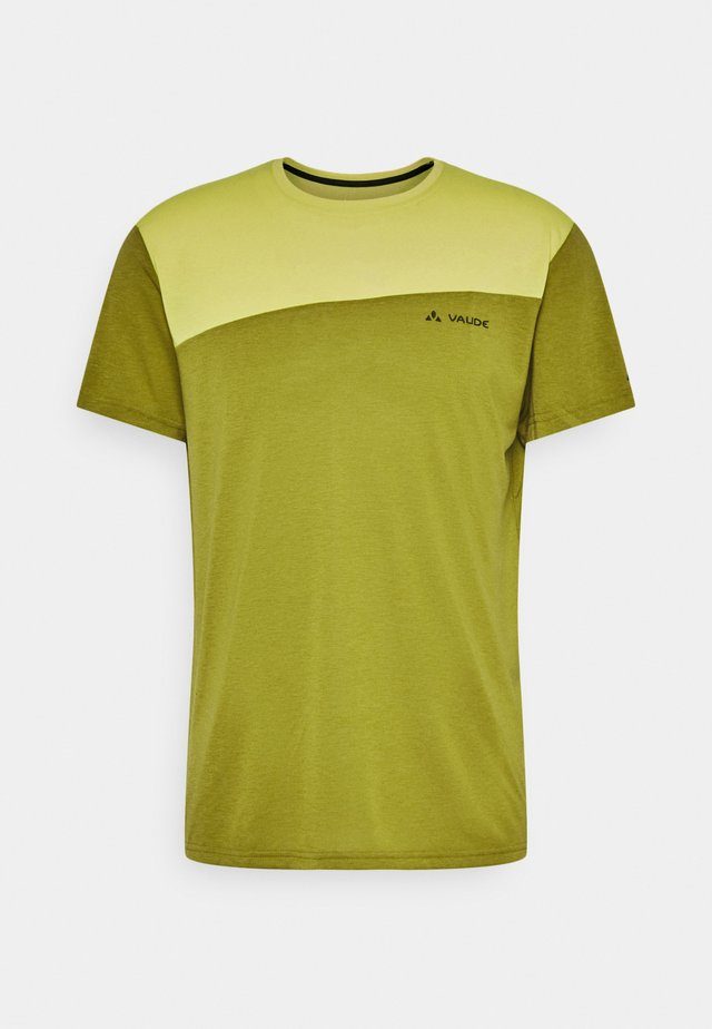 MEN'S SVEIT - Basic T-shirt - avocado