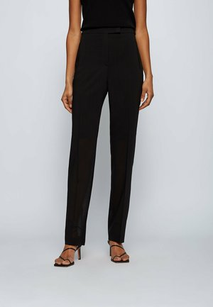 TAHILA - Trousers - black