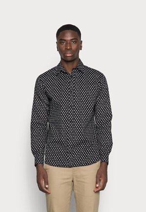 JJPLAIN SKULL - Shirt - black