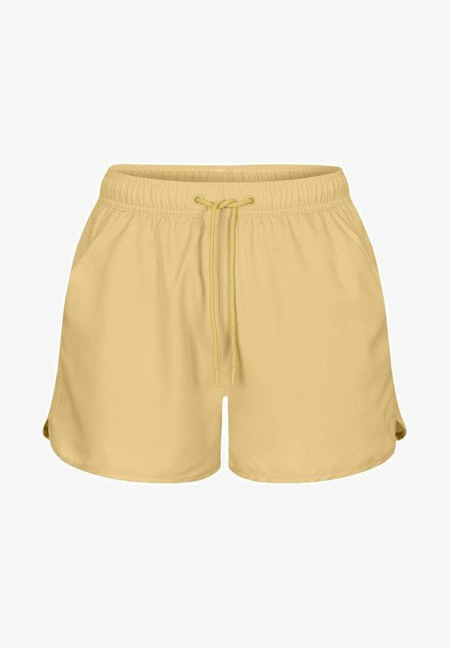 Boxershort - yellow
