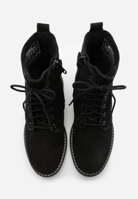 Richter - MARY - Lace-up ankle boots - black - 3