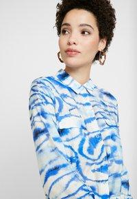 InWear - LIXI DRESS - Shirt dress - blue - 3
