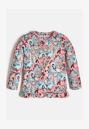 ALLOVER-PRINT - Maglietta a manica lunga - mehrfarbe rose