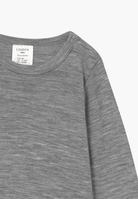Lindex - BABY WOOL UNISEX - Body - mottled grey - 2